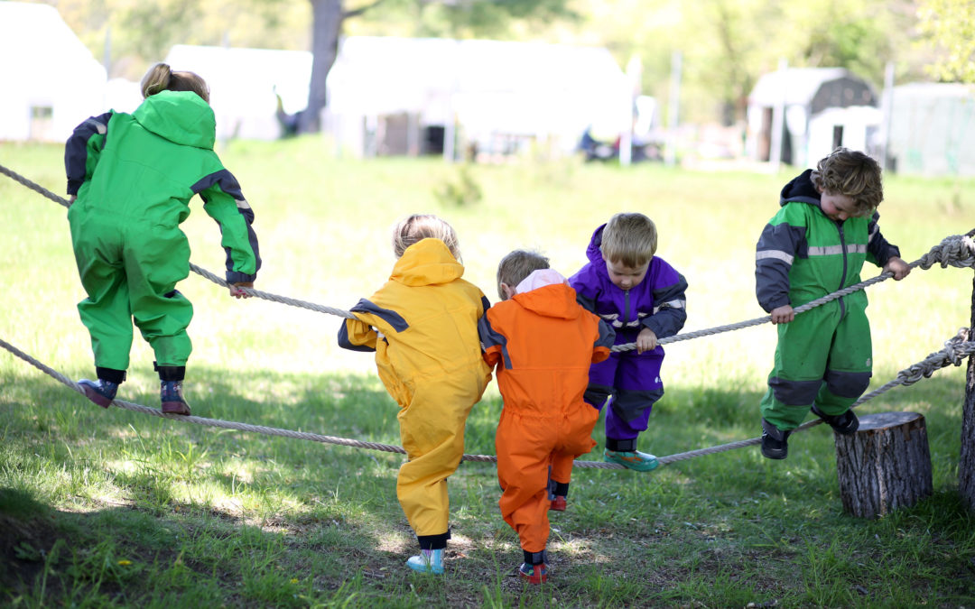 Why is Forest School a Better Choice for Your Children?