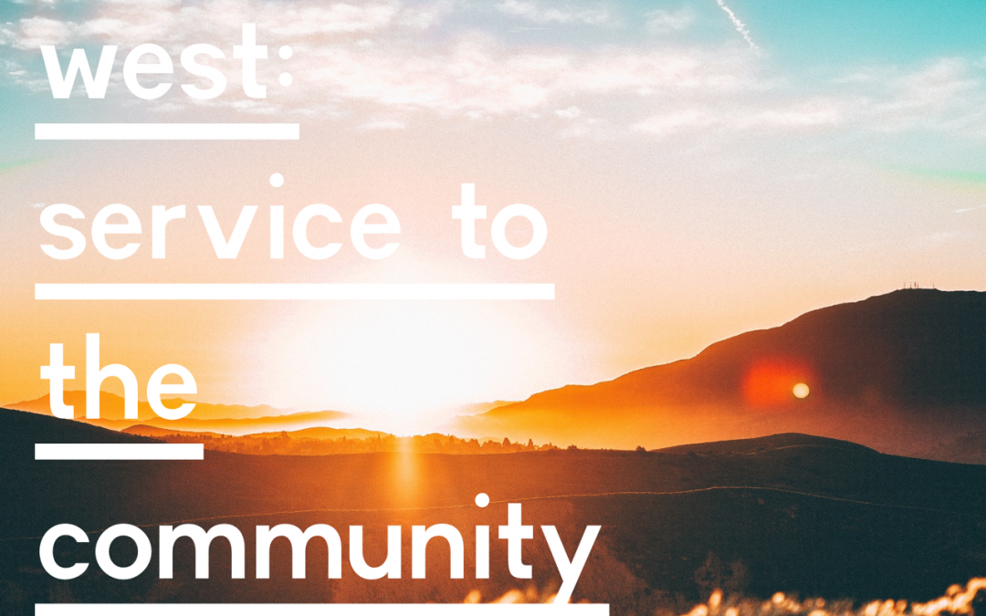 west service to community