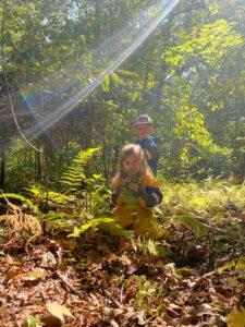 aishling forest school, earth stewards