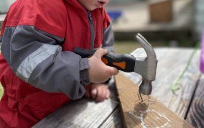 Intrinsically Motivated Education at Forest School