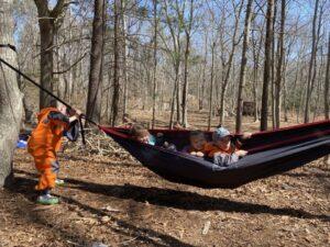 hammock aishling forest school